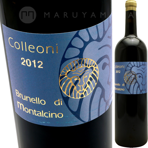 ブルネッロ・ディ・モンタルチーノ・ポッジョ・サンタルナ 1,500ml(マグナム) [2012] サンタ・マリーアSanta Maria Brunello di Montalcino Poggio Sant'Arna 2012 1.5L Magnum