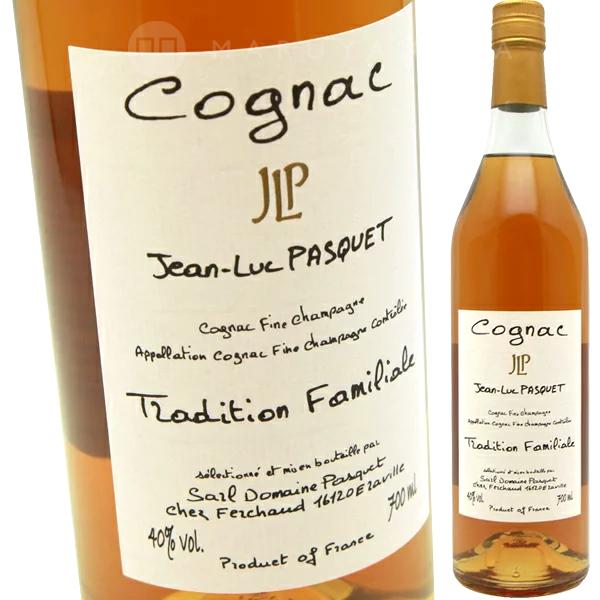 コニャック・ナポレオン(20年)ジャン・リュック・パスケCognac Napole'on Jean Luc Pasquet