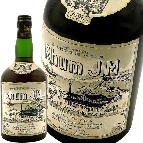 ラム・ヴィユー 44.8% [2003] ラム・ジェイ・エムRhum J.M. Rhum Vieux 44.8% 2003