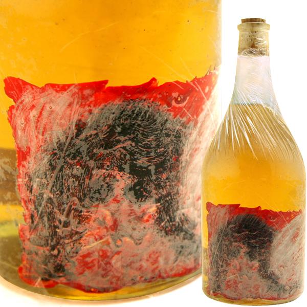 グラッパ 直書きオールドボトル 【2】ロマーノ・レヴィGrappa(Old Bottle) Romano Levi