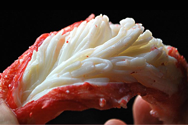 Boiled King crab leg maximal type 6 l