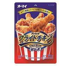 送料無料 新作入荷 日本製粉 オーマイ ×5袋 フライドチキンミックス 贈り物 100g
