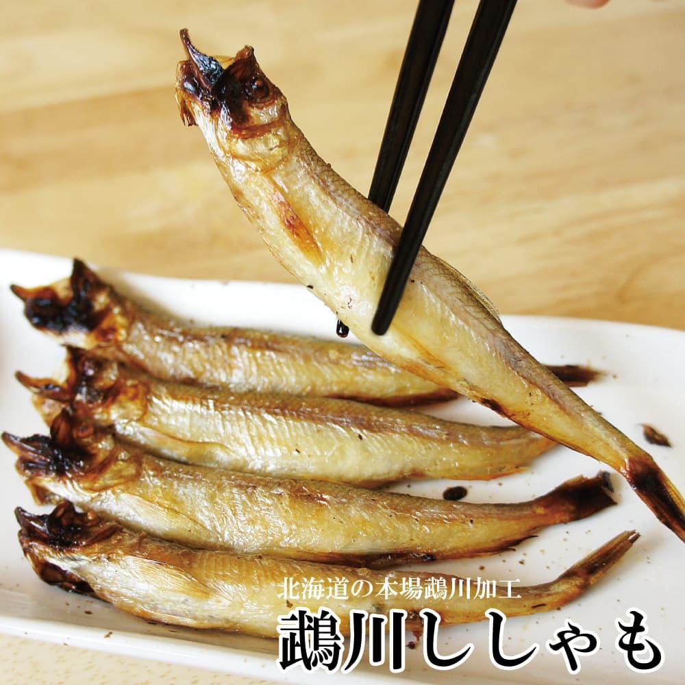 北海道の本場鵡川加工のししゃも 干物 北海道産 ランキングTOP10 本ししゃも 10尾 訳あり 通好みの雄は脂のり抜群 オス