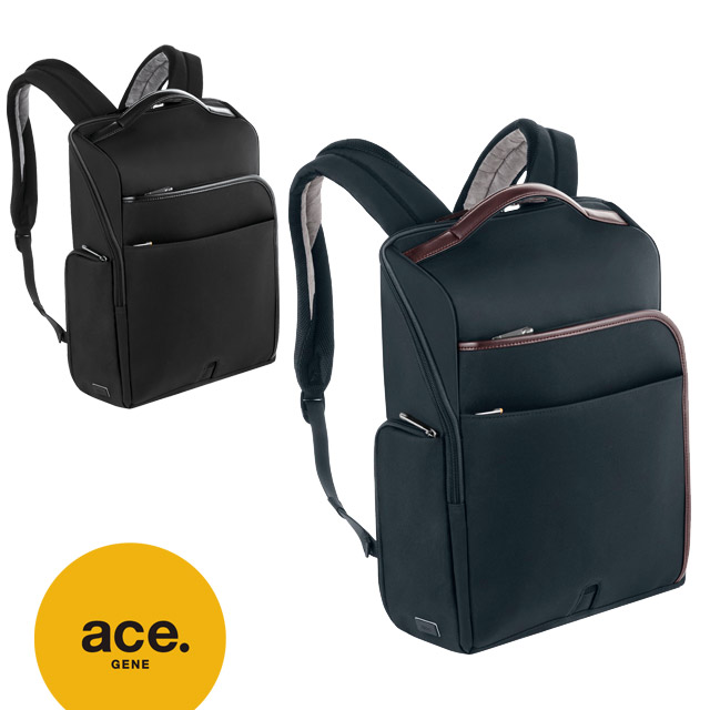 【SALE】エースジーン リュック ビジネスバッグ ビジネスリュック A4 PC収納 ace. GENE EVL3.0 通勤 紳士 59511