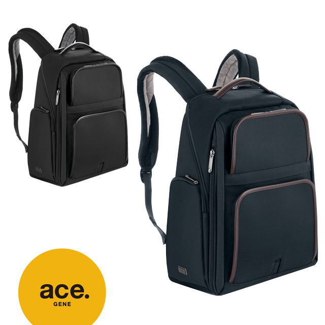 【SALE】エースジーン リュックサック ビジネスバッグ ビジネスリュック A4 PC収納 エキスパンダブル ace. GENE EVL3.0 通勤 紳士 59512