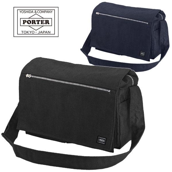 PORTER SMOKY SHOULDER BAG 592-06582 Navy Blue From JP