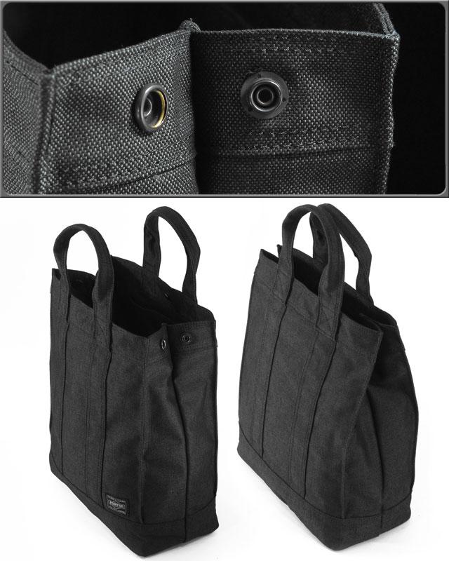 Yoshida 鞄波特黑煙手提袋袋波特黑煙 Yoshida 袋 [592-07629]