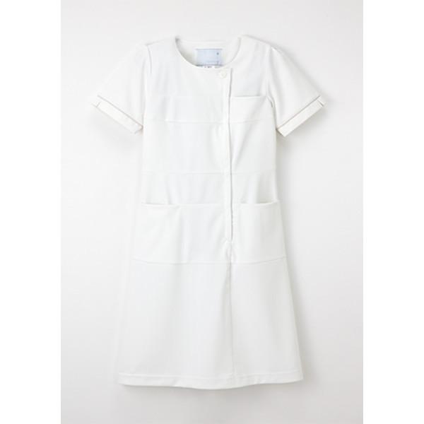 LH-6207 ナガイレーベン 女性 限定タイムセール ワンピース LH6207 白衣 NAGAILEBEN 日本未発売 看護白衣 医療白衣 病院白衣