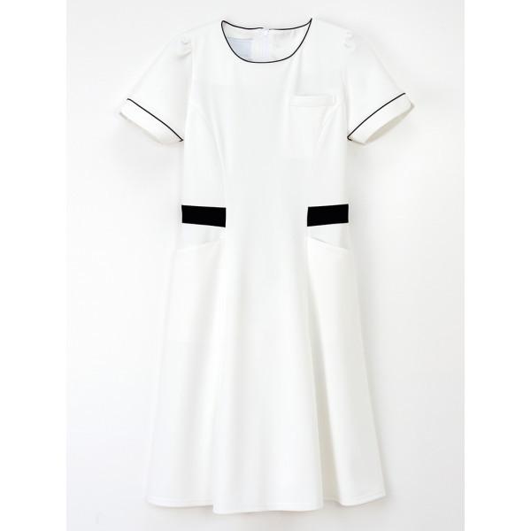 美品 LH-6227 ナガイレーベン 女性 買収 ワンピース LH6227 看護白衣 白衣 NAGAILEBEN 病院白衣 医療白衣
