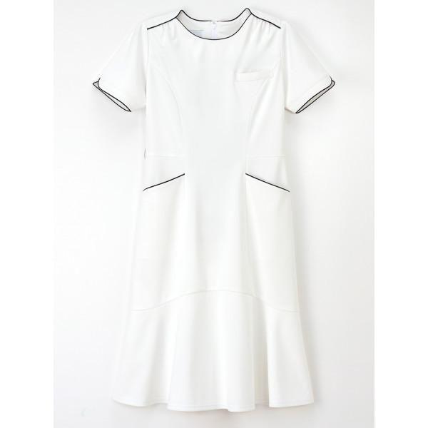 LH-6247 ファッション通販 ナガイレーベン 女性 ワンピース 年間定番 LH6247 白衣 医療白衣 病院白衣 NAGAILEBEN 看護白衣