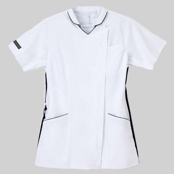 LX-5372 女子ハイブリッドメディウェア チュニック 半袖 ナガイレーベン 医療 Naway ナウェイ 医療白衣 看護白衣 ナガイNAGAILEBEN LX5372