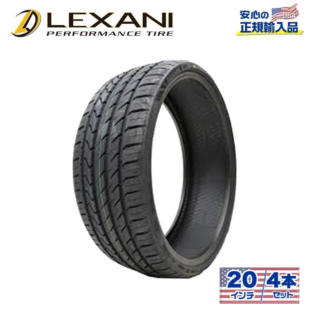 【LEXANI(レクサーニ)正規品】20インチタイヤ 4本LXーTWENTY285/30R20 99W XL 285 30 20 ラジアル