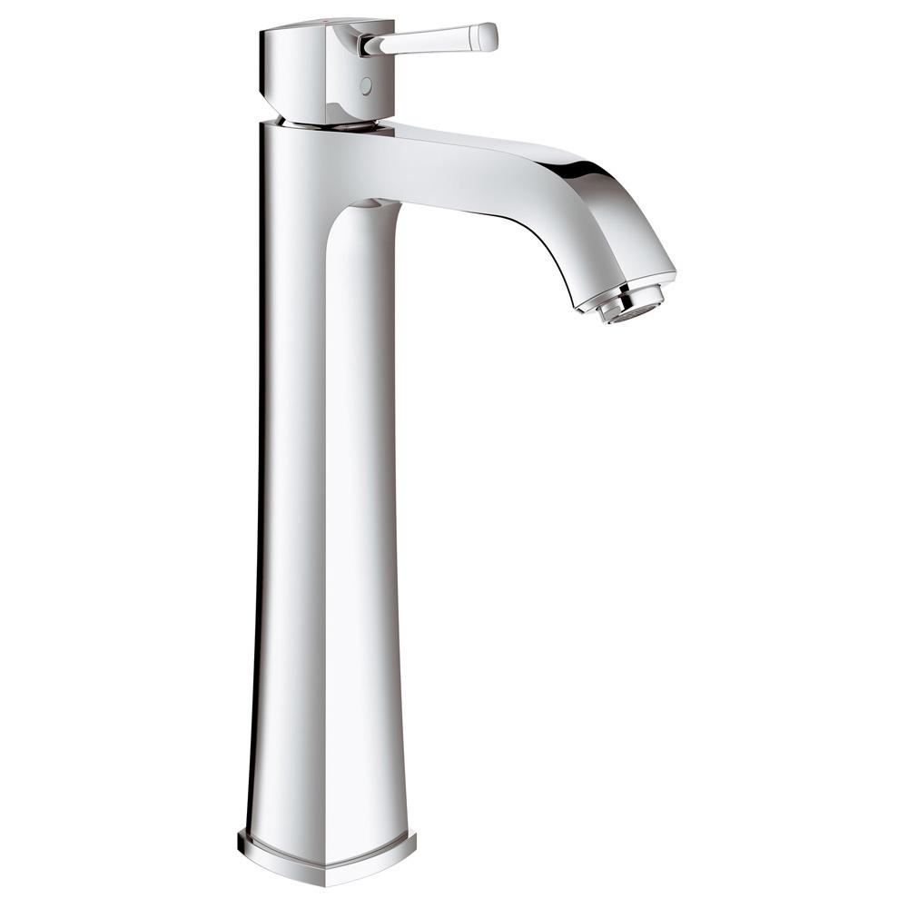【直送商品】GROHE[グローエ] 洗面用水栓 【JP 3032 00】 グランデラ シングルレバー洗面混合栓 (据置洗面器用・引棒なし) GROHE SPA COLLECTIONS [新品]【NP後払い不可】