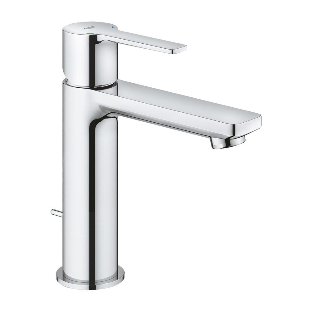 【直送商品】GROHE[グローエ] 洗面用水栓 【JP 3035 00】 リネア シングルレバー洗面混合栓(引棒付) [新品]【NP後払い不可】