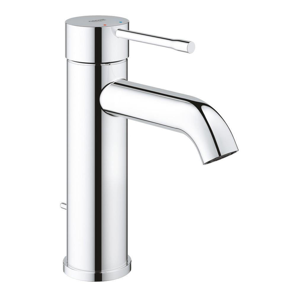 【直送商品】GROHE[グローエ] 洗面用水栓 【JP 3039 00】 エッセンス シングルレバー洗面混合栓(引棒付)・(クローム) [新品]【NP後払い不可】