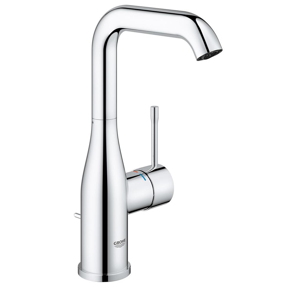 【直送商品】GROHE[グローエ] 洗面用水栓 【JP 3047 00】 エッセンス シングルレバー洗面混合栓(引棒付) [新品]【NP後払い不可】
