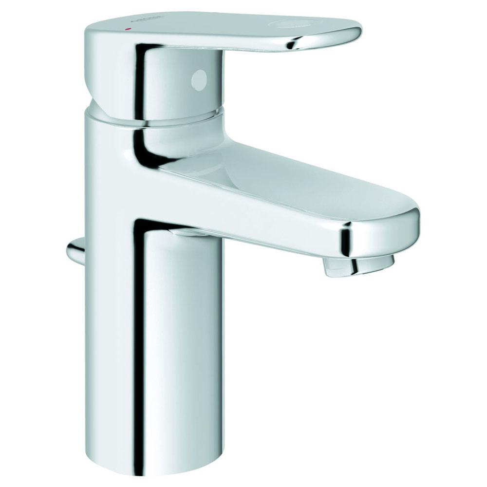 【直送商品】GROHE[グローエ] 洗面用水栓 【JP 3052 00】 ユーロプラス シングルレバー洗面混合栓 (引棒付)寒冷地仕様 [新品]【NP後払い不可】