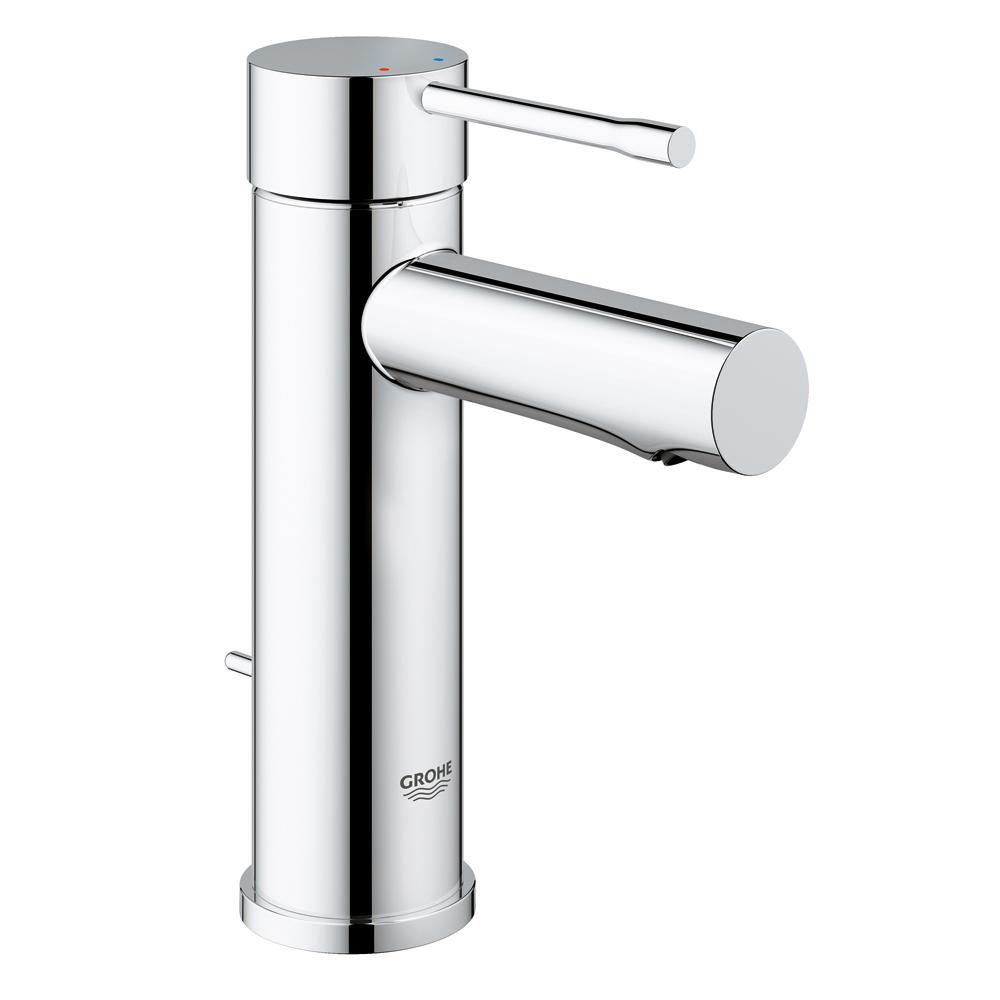 【直送商品】 GROHE[グローエ] 洗面用水栓 【32 164 001】 エッセンス シングルレバー洗面混合栓(引棒付) [新品]【NP後払い不可】