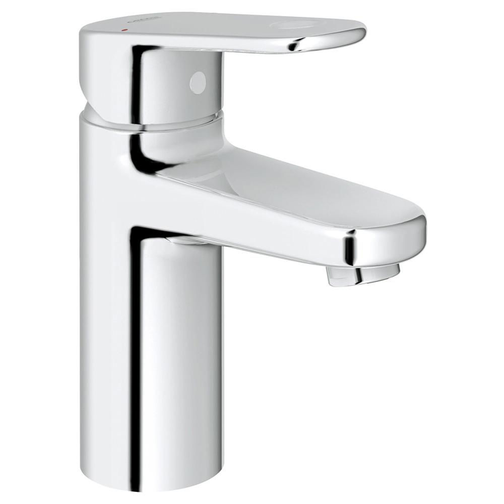 【直送商品】 GROHE[グローエ] 洗面用水栓 【32 627 20C】 ユーロプラス シングルレバー洗面混合栓(引棒なし)寒冷地仕様 [新品]【NP後払い不可】