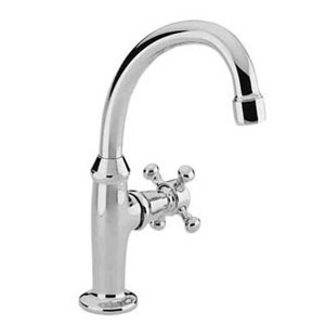 【直送商品】 GROHE[グローエ] 洗面用水栓 【JP 250 901】 コスタ 単水栓(クロスハンドル) [新品]【NP後払い不可】