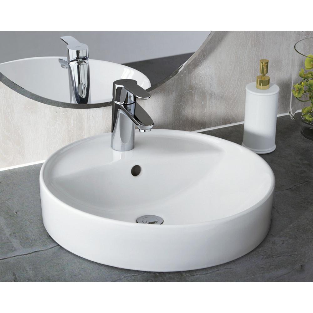【直送商品】 GROHE[グローエ] 洗面器・バスタブ・トイレ 【JPK 11300】 グローエジャパンコレクション 洗面器 サークル型ベッセル洗面器 [新品]【NP後払い不可】