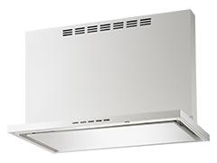富士工業 レンジフード 同時給排シリーズ 間口600 総高さ600/700 色シルバーメタリック【SERL-EC-601SI】 [納期10日前後]【代引き不可・NP後払い不可】[新品]