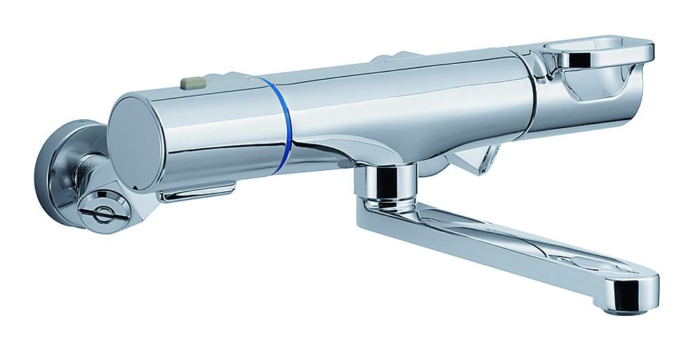 INAX・LIXIL 浴室用水栓金具 【BF-WM345T】 サーモスタット付バス水栓 壁付タイプ クロマーレS 【BFWM345T】 [新品]