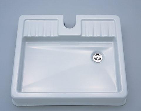 ペットも大満足! 【A-5338】 INAX LIXIL・リクシル ペット用水栓柱用  専用防水パン ペット 洗う 犬 猫 排水処理が簡単に出来る♪[新品]