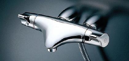 TOTO 浴室用水栓金具 【TMNW40EG1】 サーモスタットシャワー金具 壁付きタイプ [新品]