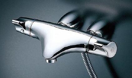 TOTO 浴室用水栓金具【TMNW40JG1R】 サーモスタットシャワー金具 壁付きタイプ レバーハンドル[新品]