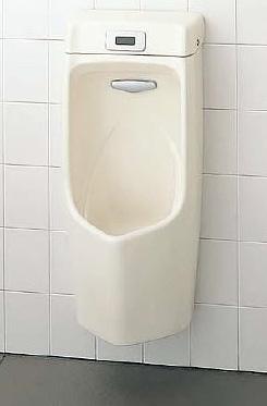 【直送商品】INAX LIXIL・リクシル トイレ センサー一体形ストール小便器 AC100V仕様 【AWU-507RP】 ハイパーキラミック[新品]【代引き不可・NP後払い不可】