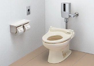 TOTO キッズトイレ 低リップ大便器セット【C426R-set】【メーカー直送のみ・代引き不可・NP後払い不可】[新品]