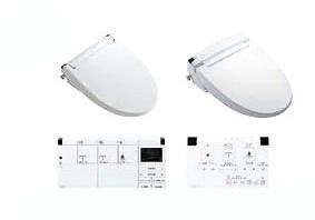 INAX リフレッシュ シャワートイレ ピタ 前ハンドル なし 流せるもん受光部(黒) あり【CWW-EA14Q2-SUA】[新品]