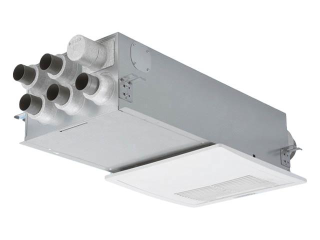 パナソニック 換気扇【FY-12VB1ACL】 熱交換気ユニット(カセット形) 熱交気調(カセット形、ACモーター) 微小粒子用フィルター搭載 [新品]