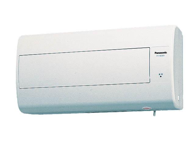 パナソニック 換気扇【FY-16ZJE1-W】 気調換気扇(壁掛け熱交)1パイプ方式 壁掛形・1パイプ式 排湿形 電気式シャッター 色=ホワイト 寒冷地仕様[新品]