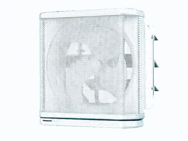 パナソニック 換気扇【FY-30LSX】 インテリア型 有圧換気扇 インテリア形有圧換気扇 低騒音形・厨房用 ステンレスメッシュフィルタータイプ [新品]