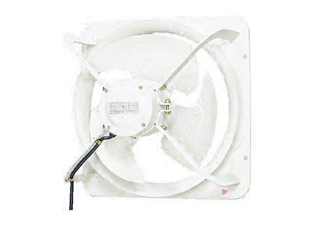 パナソニック 換気扇【FY-40GTV3】 有圧換気扇 有圧換気扇 鋼板製 低騒音形 排-給気兼用仕様 40cm 三相・200V 公称出力:200W 取付開口寸法(内寸):445mm角[新品]