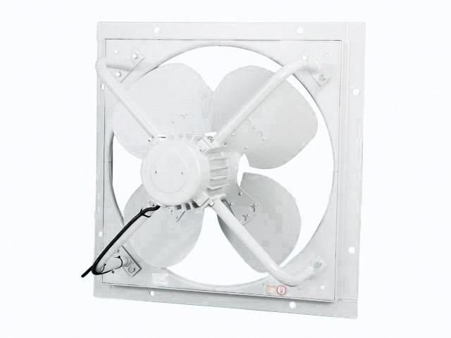 パナソニック 換気扇【FY-75KTUS4】 有圧換気扇 大風量形 給気仕様 有圧換気扇 大風量形 給気仕様 《受注商品》 75cm 三相・200V 公称出力:750W 取付開口寸法(内寸):840mm角[新品]
