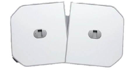 TOTO ふろふた 【PCF1600RR/PCF1600LR】 軽量把手付き組み合わせ式 (2枚)[新品]