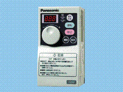 パナソニック Panasonic 換気扇 コントロール部材 送風機用インバータ【FY-S1N04T】[新品]