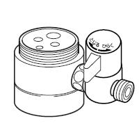 ナニワ製作所 分岐水栓 【NSJ-SJA7】 対応メーカー:Janis 【NSJSJA7】[新品]