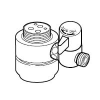 ナニワ製作所 分岐水栓 【NSJ-SKH7】 対応メーカー:KVK 【NSJSKH7】[新品]【NP後払いOK】