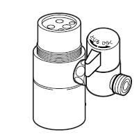 ナニワ製作所 分岐水栓 【NSJ-SMG7】 対応メーカー:MYM 【NSJSMG7】[新品]