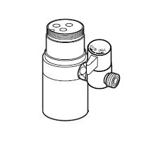 ナニワ製作所 分岐水栓 【NSJ-STB7】 対応メーカー:TBC(タブチ) 【NSJSTB7】[新品]