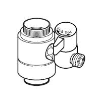 ナニワ製作所 分岐水栓 【NSJ-SXG7】 対応メーカー:LIXIL(INAX) 【NSJSXG7】[新品]
