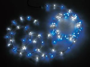 ジェフコム LEDフトネオン(75mmピッチ)シリーズ 【PR3L-E24-16BW】 JEFCOM>照明器具>装飾用点滅灯>ロッド点滅灯(LED)75mmピッチ [新品]