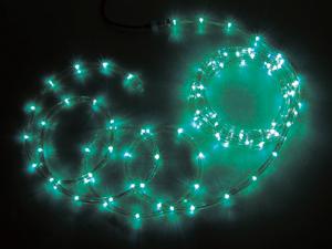 ジェフコム LEDフトネオン(75mmピッチ)シリーズ 【PR3L-E24-16GG】 JEFCOM>照明器具>装飾用点滅灯>ロッド点滅灯(LED)75mmピッチ [新品]
