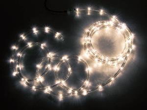 ジェフコム LEDフトネオン(75mmピッチ)シリーズ 【PR3L-E24-16LL】 JEFCOM>照明器具>装飾用点滅灯>ロッド点滅灯(LED)75mmピッチ [新品]