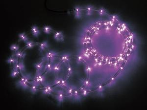 ジェフコム LEDフトネオン(75mmピッチ)シリーズ 【PR3L-E24-16PP】 JEFCOM>照明器具>装飾用点滅灯>ロッド点滅灯(LED)75mmピッチ [新品]