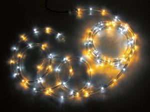 ジェフコム LEDフトネオン(75mmピッチ)シリーズ 【PR3L-E24-16YW】 JEFCOM>照明器具>装飾用点滅灯>ロッド点滅灯(LED)75mmピッチ [新品]